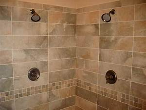 Bathroom bathroom shower tile design how to choose the for How to choose right bathroom wall tile