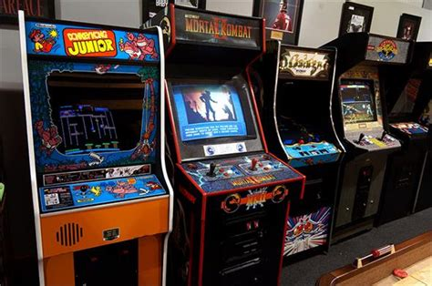 Mortal Kombat 2 Arcade Machine For Sale The Living Room Glasgow Menu Design Ideas How To Decorate A With Red Couch Gray Small Apartment Furniture For Rooms New Set