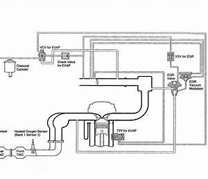 Vacuum Line Diagram Needed For Egr Modulator