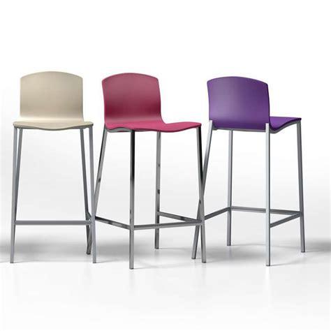 chaise haute cuisine 65 cm chaise pour ilot cuisine 0 tabouret snack en m233tal et