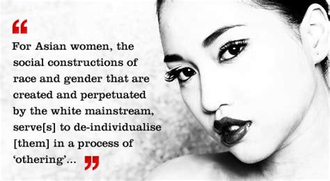 Objects Of Desiredesiring Subjects (femininity) Asian