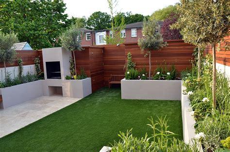 diseno de jardines extreriores en casas modernas pequenas casas top