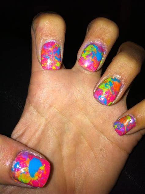 day  retro  nail art nails magazine