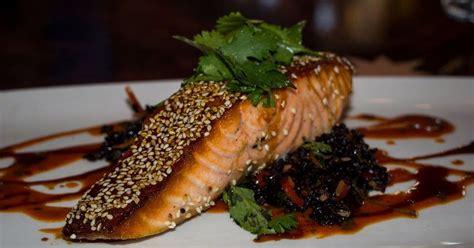 cuisiner gingembre food cuisine du monde recette de saumon mariné au