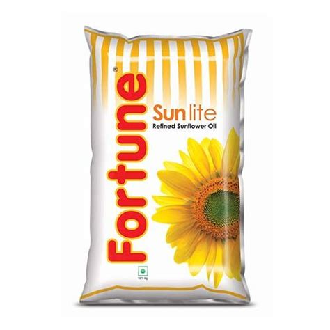fortune sunflower refined oil sun lite 910 gm pouch buy