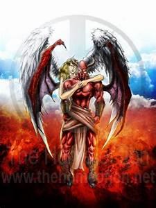 angel-and-demon-tattoo-design • PHCorner Community