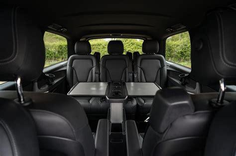 Daihatsu Gran Max Mb Hd Picture by Mercedes V Class Review 2017 Autocar