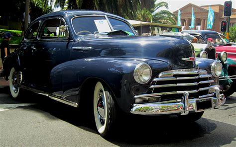 Chevrolet Fleetline Car History Pictures