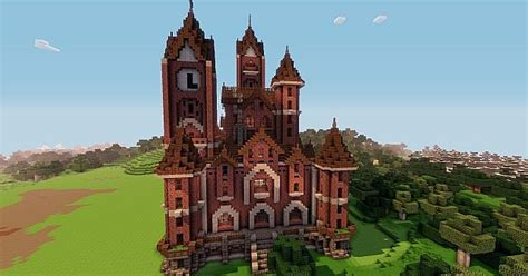 victorian mansion minecraft map