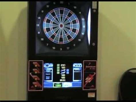spectrum omni electronic dart board machine bmigamingcom medalist youtube
