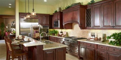 kitchen with cherry wood cabinets why select cherry wood kitchen cabinets blogbeen 8742