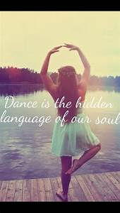 Dance Quote @Crystal Chou Costello | In The Spotlight ...