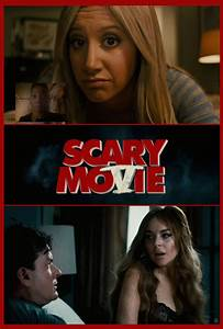 Jaquette  Covers Scary Movie 5  Scary Movie