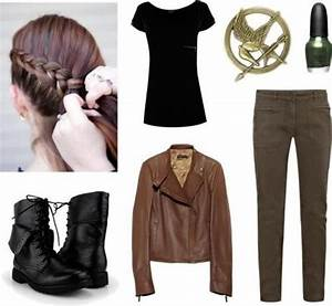 Katniss outfit in hunger games | Hunger Games | Pinterest ...