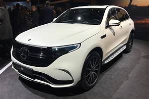 New electric Mercedes EQC SUV revealed in Paris Auto Express