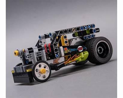 Moc Rat Rod Lego Rebrickable Followers Technic