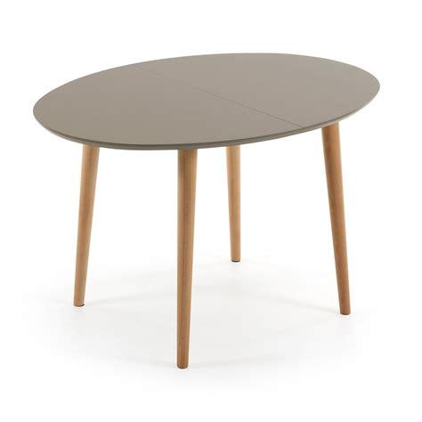Table Ovale Extensible Table De Salle 224 Manger Ovale Extensible En Bois Ian