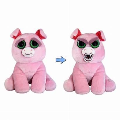 Feisty Pets Pig Plush Figure Animal Toys