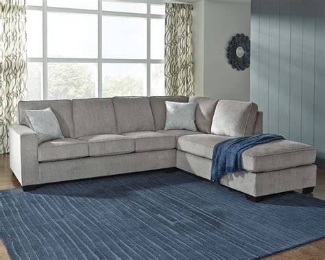 Altari - 2-Piece Sectional with Chaise | 87214S2/66/17 ...