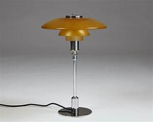 table lamp ph 3 2 designed by poul henningsen for louis With ph3 2 table lamp