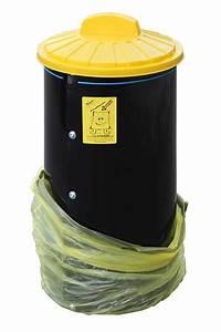 Ständer Für Gelben Sack : sacktonne mit deckel 60l keine zerrissenen gelben s cke gelber sack st nder aufgebaut ~ A.2002-acura-tl-radio.info Haus und Dekorationen