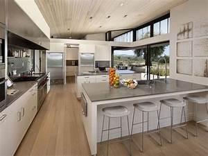 White Grey Modern Rustic Kitchen Sotheby's International