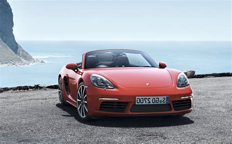 Porsche 718 Hd Picture by Porsche 718 Boxster Hd Cars 4k Wallpapers Images