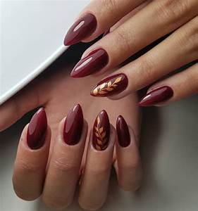 35 trending fall nail colors of 2020 you to try out