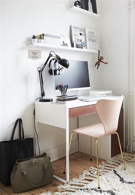 ikea bureau micke 12 creative workspace ideas with micke desk from ikea