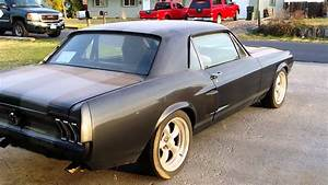 1967 Ford Mustang Coupe 289 c3 - YouTube