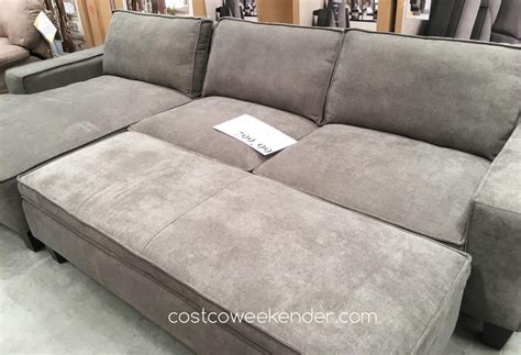 Chaise And Ottoman by 20 Collection Of Sectional With Ottoman And Chaise Sofa