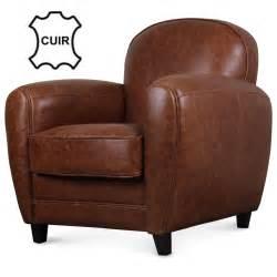fauteuil de bureau cuir vintage fauteuil en cuir vintage rocking chair en francais