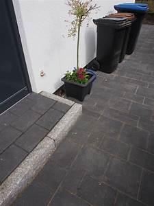 Haus Unter Straßenniveau : kw 28 pflastern der einfahrt pia und julian bauen mit ~ Lizthompson.info Haus und Dekorationen