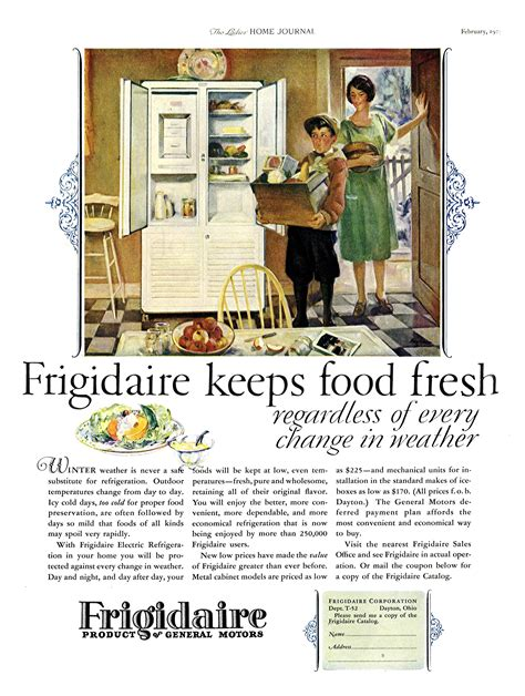 cuisine re what does the fridge say a historical photo essay emily