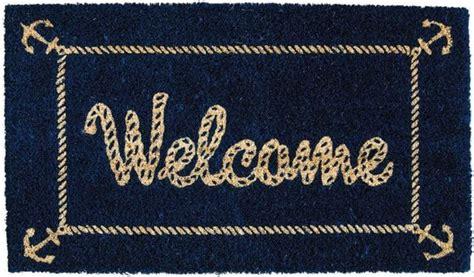nautical doormats nautical doormats golly gee gardening