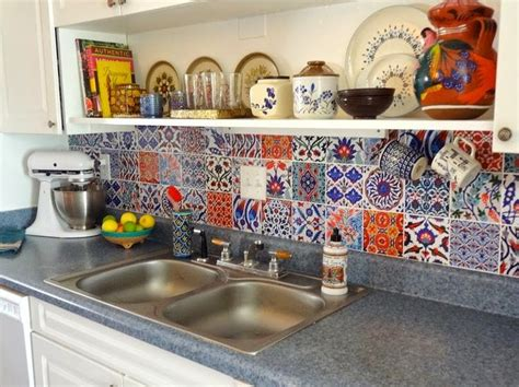 kitchen backsplash stickers bleucoin tile decal backsplash knives plugs and light