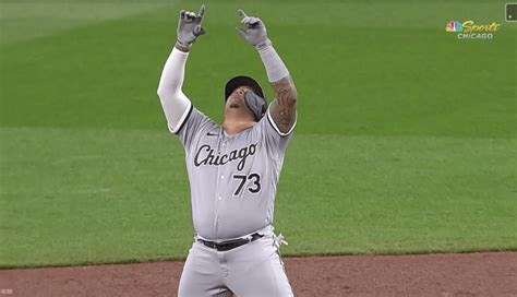 Yermin Mercedes Ties Another All-Time White Sox Record