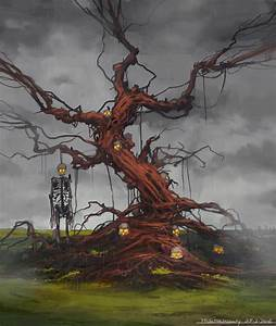 Tree of lost souls by HideTheInsanity on DeviantArt
