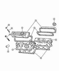 Service Manual  2004 Dodge Dakota Club Valve Body Removal