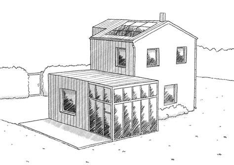 conception cuisine but découvrez 5 plans de maisons de 100m et les plans de masse