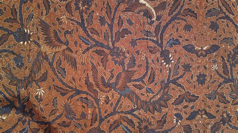 berbagai motif kain batik pekalongan madura  solo