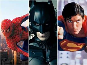 The, 12, Best, Superhero, Movies, Of, All, Time, Ranked