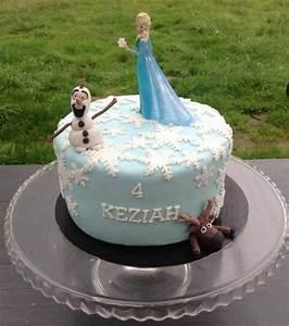 Gâteau Reine Des Neiges : happy breizh cake r cr atiloups ~ Farleysfitness.com Idées de Décoration