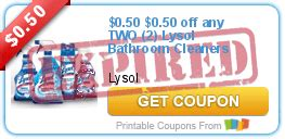 Lysol Disinfecting Wipes Just $2.23 At Walmart! | Grocery