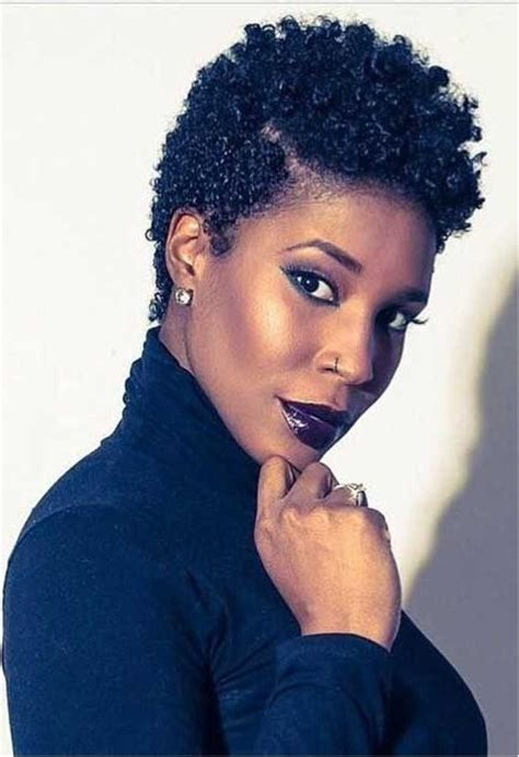 best of short natural hairstyles for black women 2018