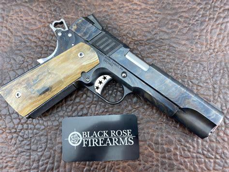 black rose firearms cabot  case hardened  polished