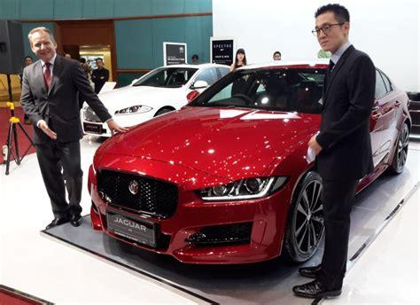 Gambar Mobil Jaguar Xe by Mobil Mewah Jaguar Xe Terbaru Meluncur Di Indonesia Ini