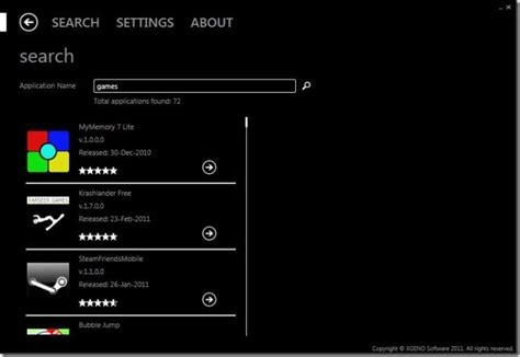 free windows phone 7 marketplace apps xap files to pc