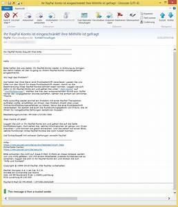 Was Ist Meine Paypal Adresse : ihr paypal konto ist eingeschr nkt ihre mithilfe ist gefragt von paypal ist ~ Buech-reservation.com Haus und Dekorationen