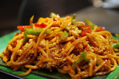 Classic Art Wallpaper Hd Recipe Mee Goreng Malaysian Stir Fried Noodles Kcet